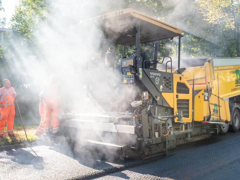 asfaltonderhoud levensduurverlenging